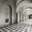 Royalty-Free Stock Photo: Interior hallway at the Palace