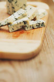 Blue cheese — Stock Photo