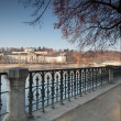 Panoramof Prague Czech Republic — Stock Photo #12879480