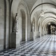 Stock Photo: Interior hallway at Palace