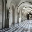 Interior hallway at the Palace — Stock Photo #12879849