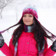 Winter women — Stock Photo #13159500