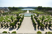 Versailles gardens France — Stock Photo