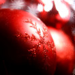 Red holiday background — Stock Photo