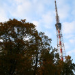 Tv tower - Stock Photo