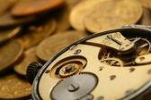 Tempo é dinheiro — Fotografia Stock