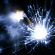 Sparkler fire — Stock Photo #14125461