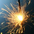 Sparkler fire — Stock Photo #14125493