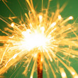 Christmas sparkler — Stock Photo #14125592