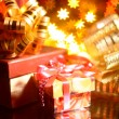 Holiday gifts - Stockfoto
