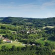 France green field panorama — Stock Photo #15851251