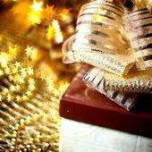Weihnachtsgeschenke — Stockfoto