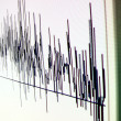 Sound wave — Stock Photo