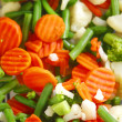 Stock Photo: mixed vegetables