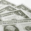 Stock Photo: Dollar background