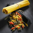 Stock Photo: Various Italipasta