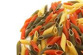 Colored pasta — Stock Photo