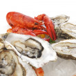 Fresh seafood - Stock Photo