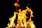 Cehennem ateşi — Stok fotoğraf