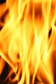 Papel de parede de fogo — Foto Stock