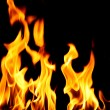 Fire background — Stock Photo #28251853