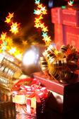 Presentes de feriado — Foto Stock