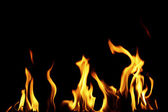 Inferno-feuer — Stockfoto
