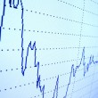 Financial graph — Stock Photo #30047073