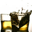 Whiskey splash — Stock Photo #30697229