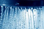Fresh shower — Stock Photo