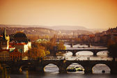 Charles bridge — Stockfoto