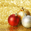 Christmas balls — Stock Photo #33276797