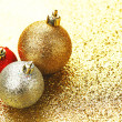 Christmas balls — Stock Photo #33276807