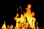 地獄の火 — ストック写真