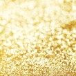 Christmas glittering background — Stock Photo