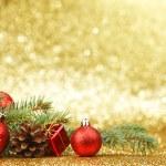 carta di Capodanno — Foto Stock