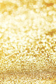 Christmas glittering background — Stock Photo