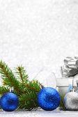 Kerstkaart — Stockfoto