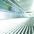 Moving escalator — Stock Photo #36094721