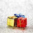 Gift boxes — Stock Photo #36096697
