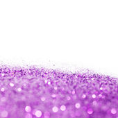 Purple glitter background — Stock Photo