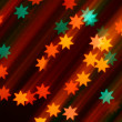 Stars background — Stockfoto