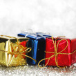 Gift boxes — Stock Photo #36960237