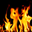 Inferno fire — Stock Photo #37334995