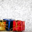 Gift boxes — Stock Photo #37337195