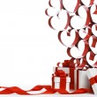 Love gifts — Stock Photo #39504127