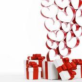 Love gifts — Foto de Stock