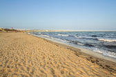 Beach in Hammamet, Tunisia — Stock Photo