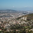 Aerial view of Cape Town — Stock Photo #14238823
