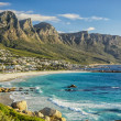 Stock Photo: Cape Town Beach